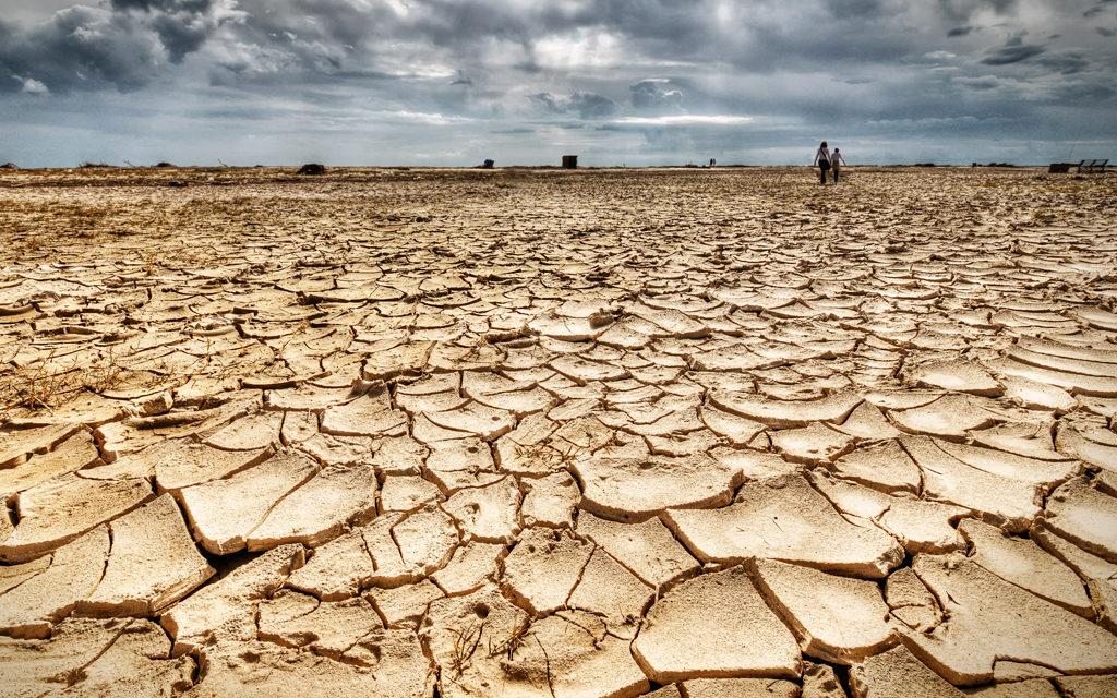 Le réchauffement climatique au plus haut